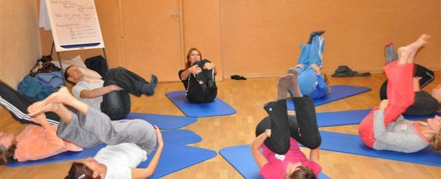 Cursus Bewegingspedagogiek volgens Veronica Sherborne level 1 en 2 te Deurne